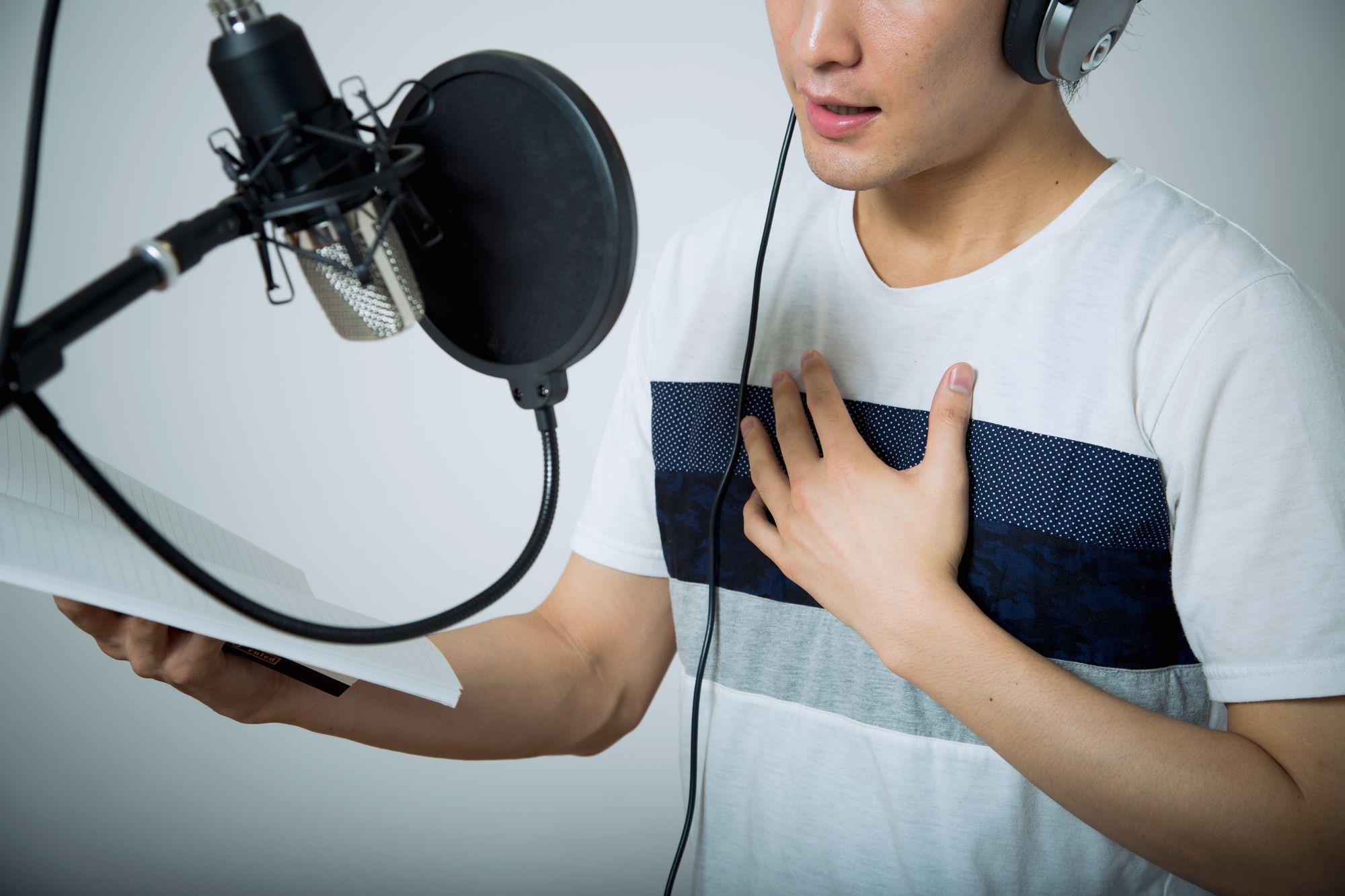声優のオーディションで緊張しないための対策をご紹介!