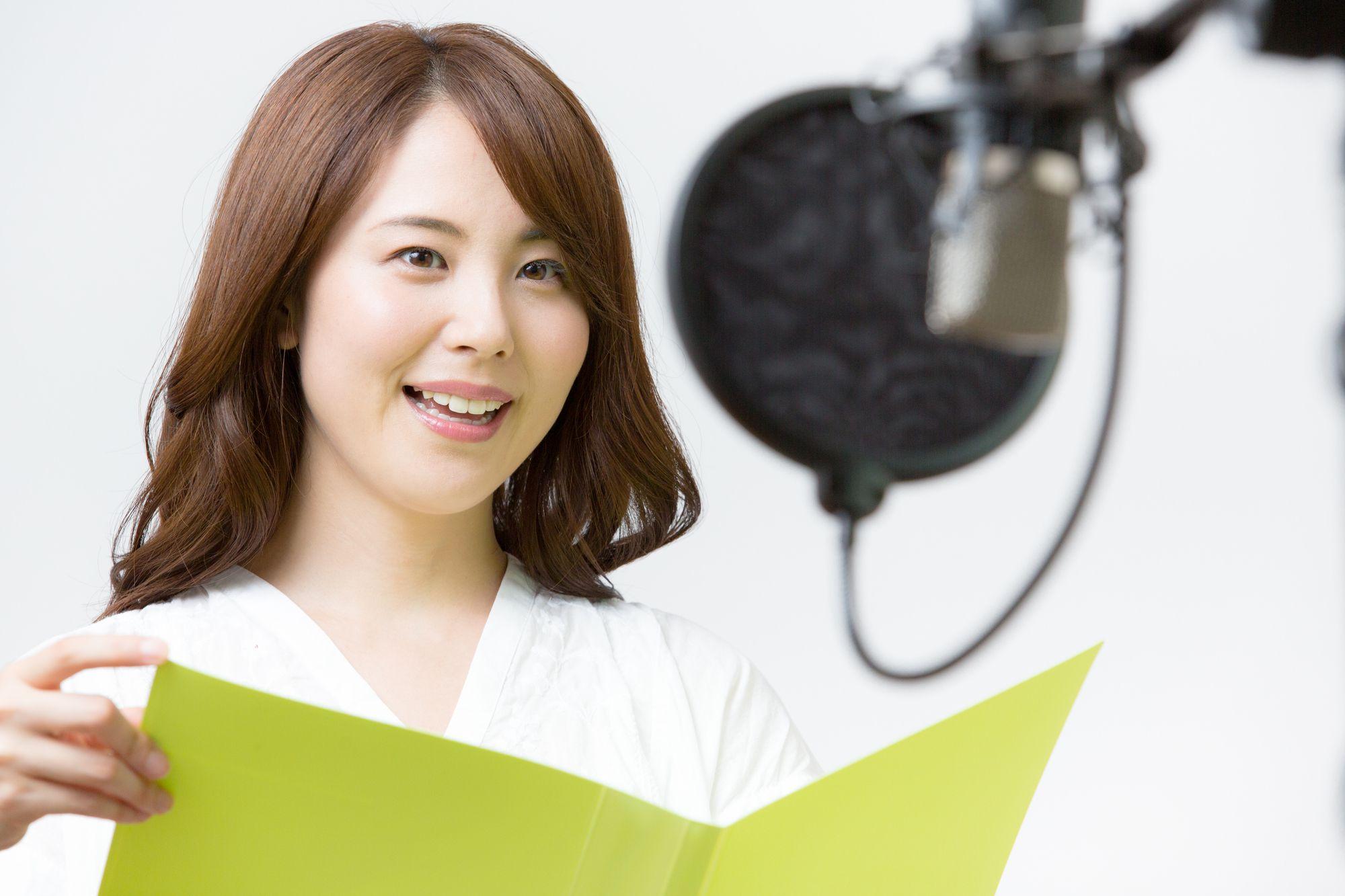 大阪の声優養成所に短期集中レッスンはある?